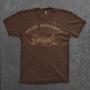 Bear Antler T-shirt Hunter