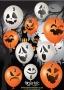 Egertec Halloween Balloons Papierauflage