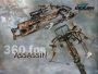 AKTION ! Excalibur Crossbow Assassin 360 Tact-Zone LSP