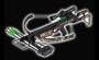 Hori Zone Crossbow Package Deluxe Rage-X