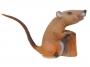 Longlife Sitzende Ratte 3D-Ziel
