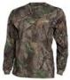 Whitewater Camo Shirt Langarm